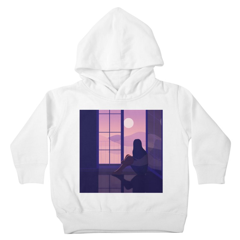 Lady Kids Toddler Pullover Hoody by theladyernestember's Artist Shop
