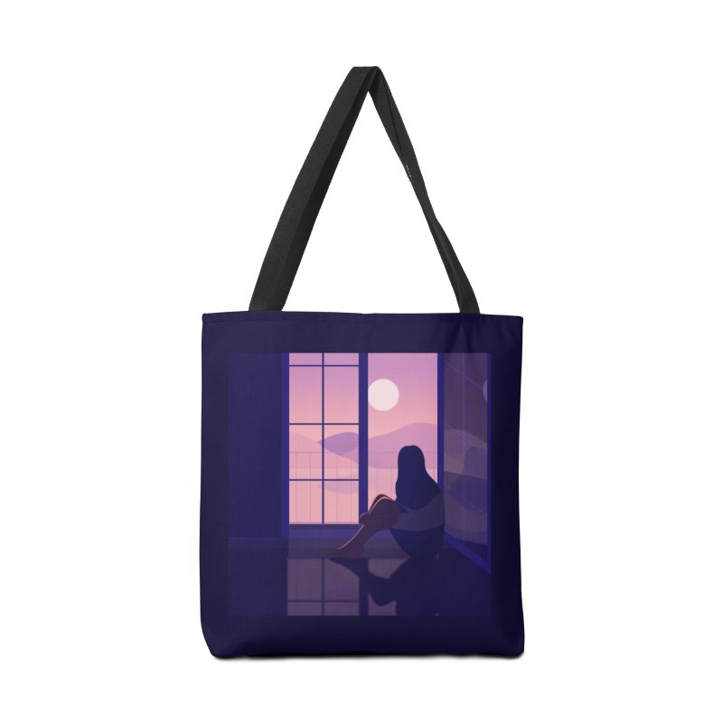 Lady Accessories Tote Bag Bag by theladyernestember's Artist Shop