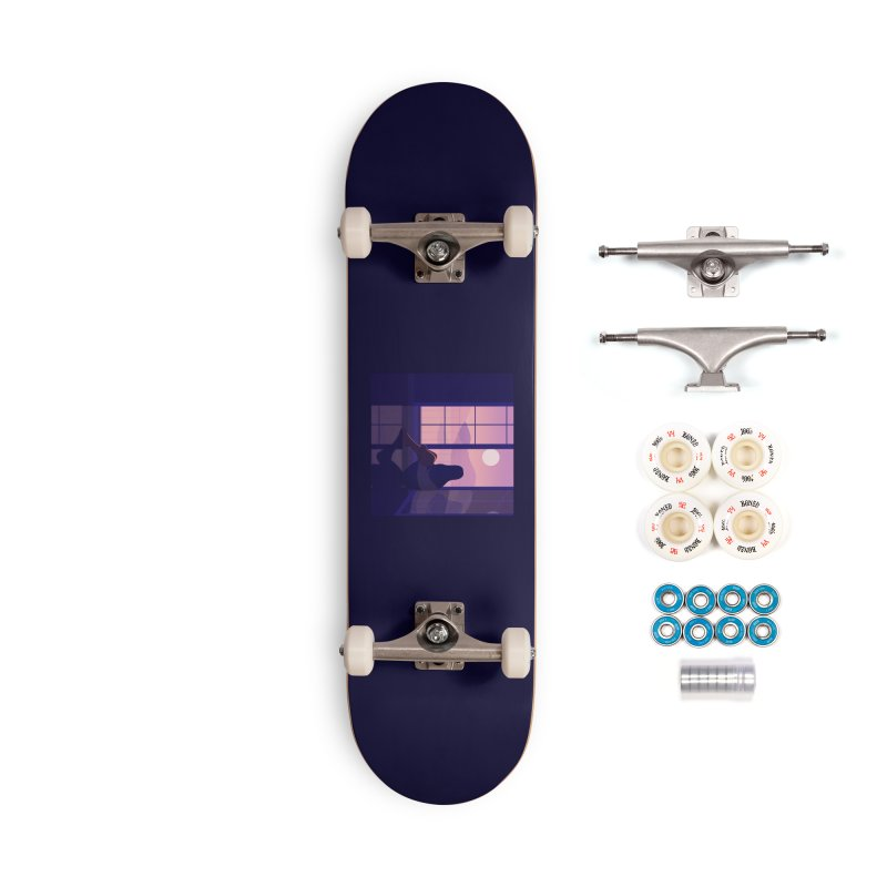 Lady Accessories Complete - Premium Skateboard by theladyernestember's Artist Shop