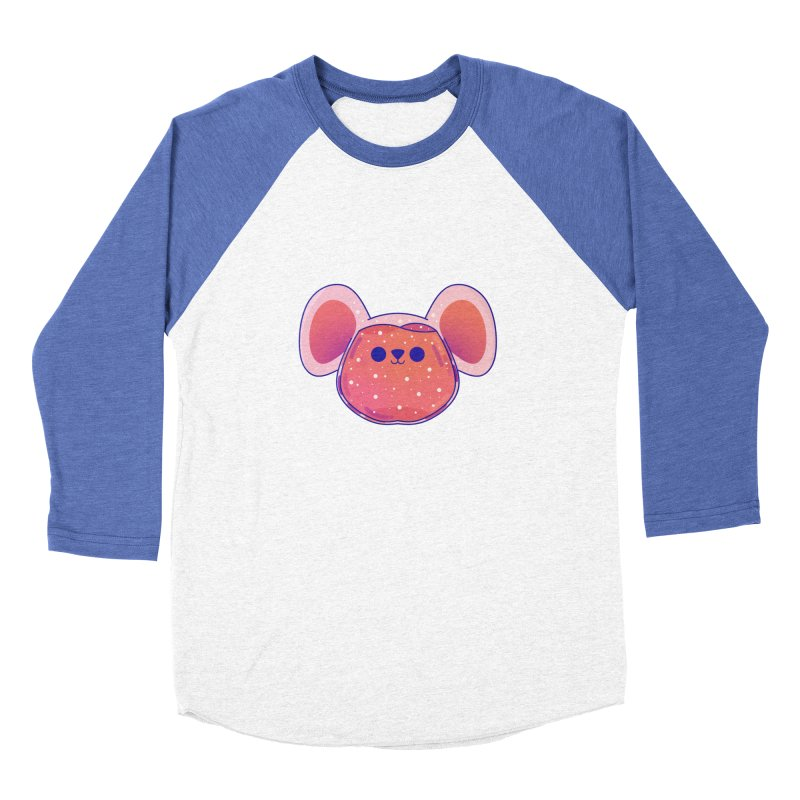 Rat Men's Baseball Triblend Longsleeve T-Shirt by theladyernestember's Artist Shop