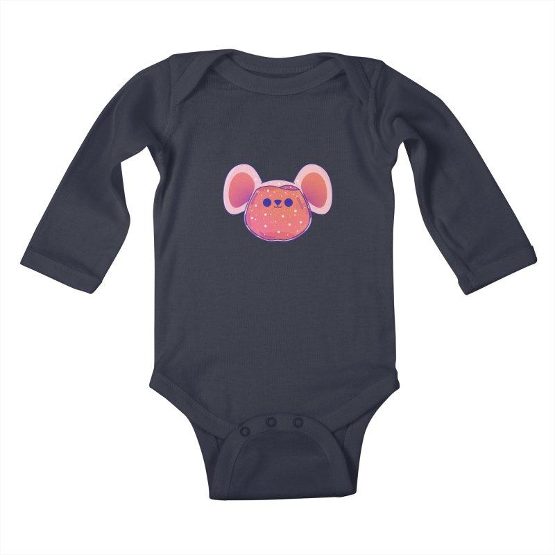 Rat Kids Baby Longsleeve Bodysuit by theladyernestember's Artist Shop