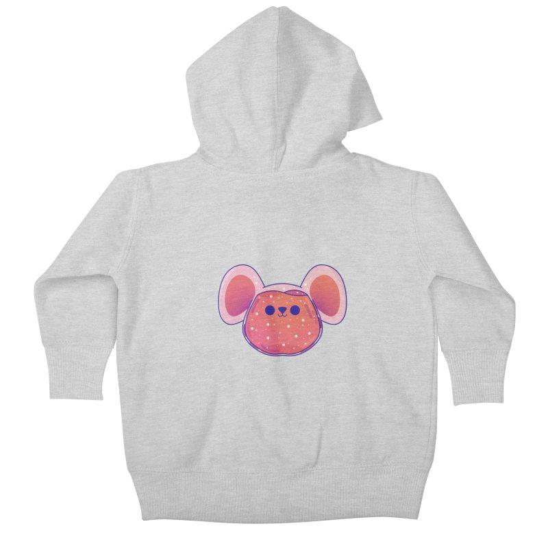 Rat Kids Baby Zip-Up Hoody by theladyernestember's Artist Shop