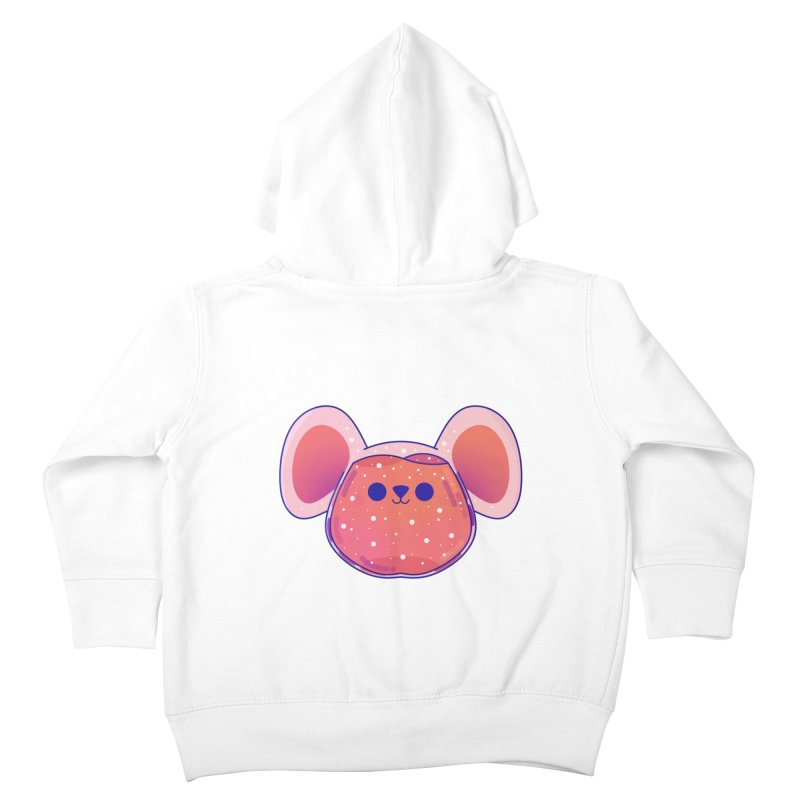 Rat Kids Toddler Zip-Up Hoody by theladyernestember's Artist Shop