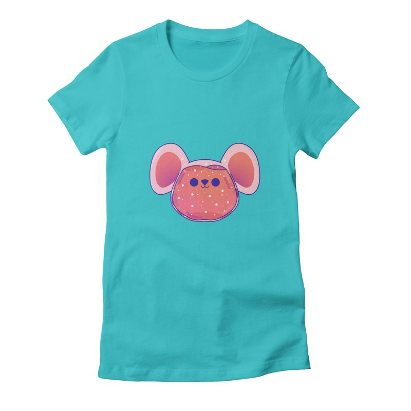 Rat Women's Fitted T-Shirt by theladyernestember's Artist Shop