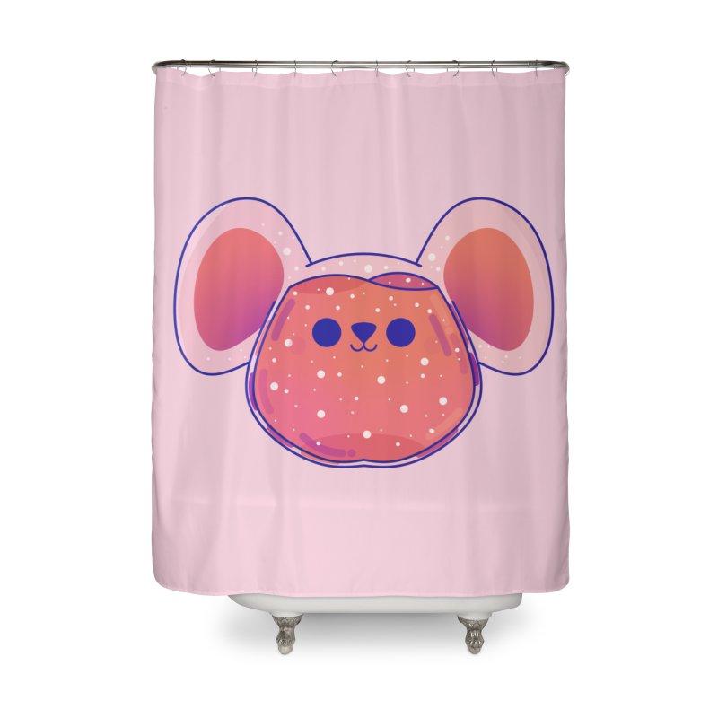 Rat Home Shower Curtain by theladyernestember's Artist Shop
