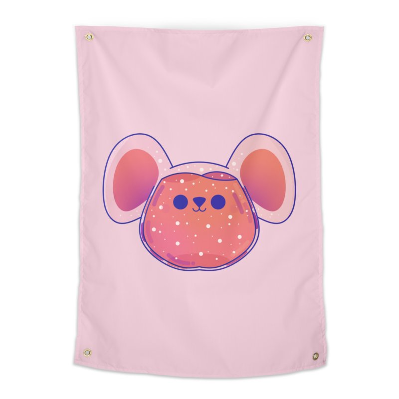 Rat Home Tapestry by theladyernestember's Artist Shop