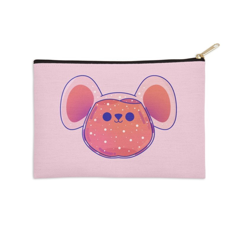 Rat Accessories Zip Pouch by theladyernestember's Artist Shop