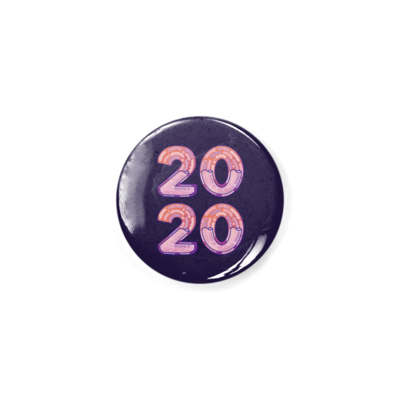 2020 Accessories Button by theladyernestember's Artist Shop