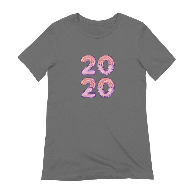 2020 Women's T-Shirt by theladyernestember's Artist Shop