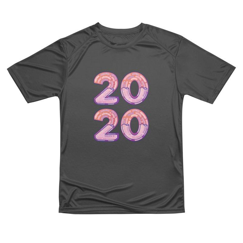 2020 Women's Performance Unisex T-Shirt by theladyernestember's Artist Shop