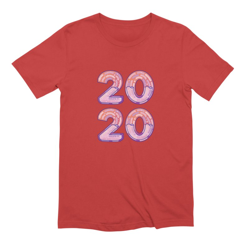 2020 Men's Extra Soft T-Shirt by theladyernestember's Artist Shop