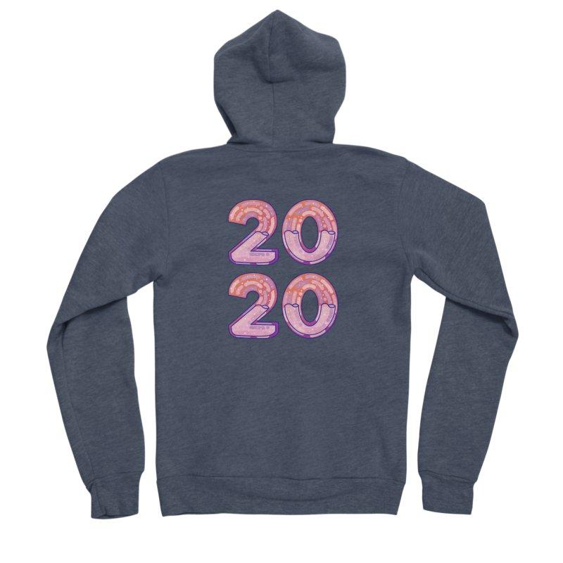 2020 Women's Sponge Fleece Zip-Up Hoody by theladyernestember's Artist Shop