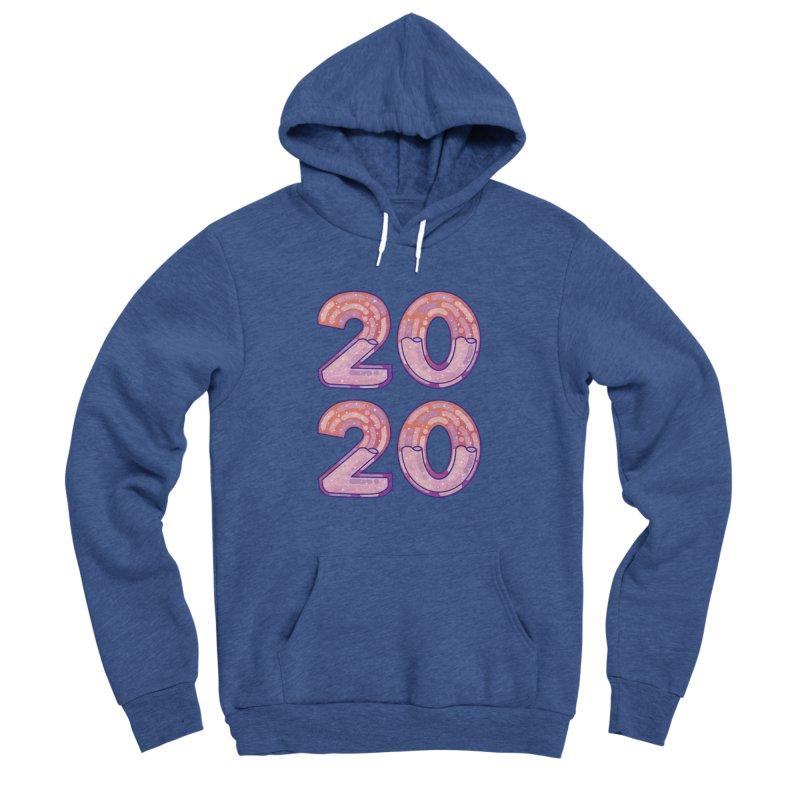 2020 Men's Sponge Fleece Pullover Hoody by theladyernestember's Artist Shop