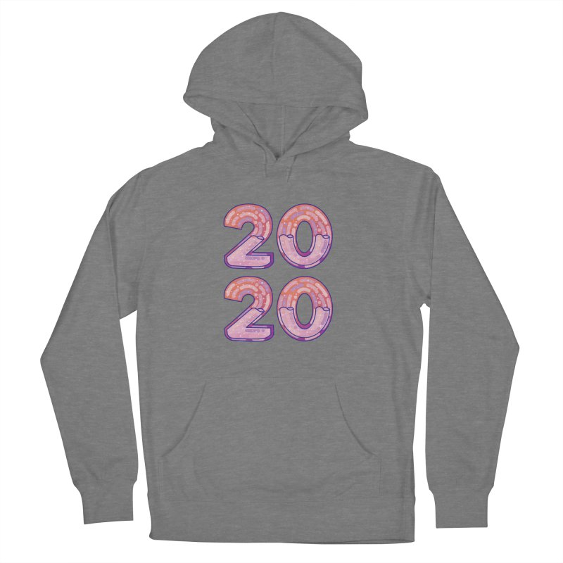 2020 Women's French Terry Pullover Hoody by theladyernestember's Artist Shop