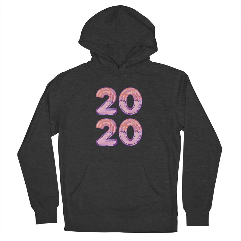 2020 Men's French Terry Pullover Hoody by theladyernestember's Artist Shop