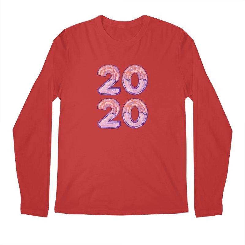 2020 Men's Regular Longsleeve T-Shirt by theladyernestember's Artist Shop