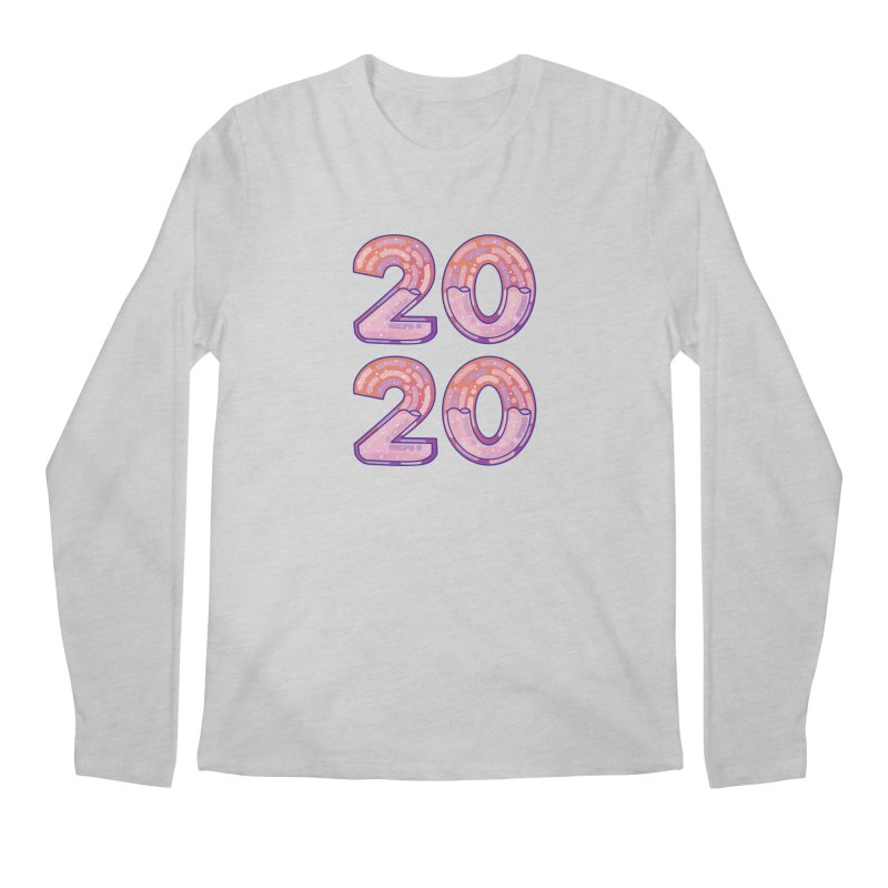 2020 Men's Regular Longsleeve T-Shirt by theladyernestember's Artist Shop