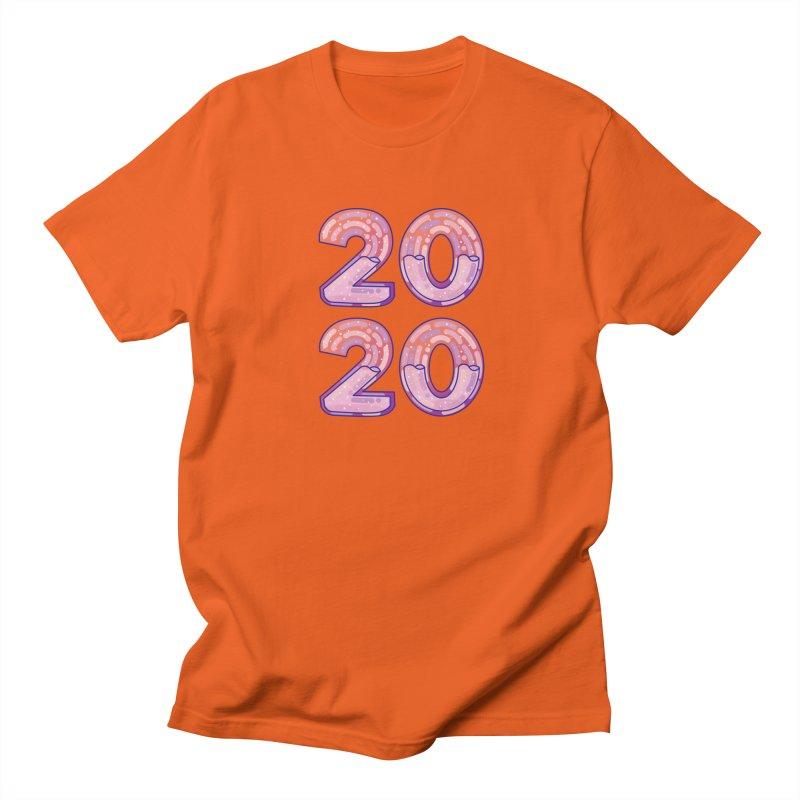 2020 Women's Regular Unisex T-Shirt by theladyernestember's Artist Shop