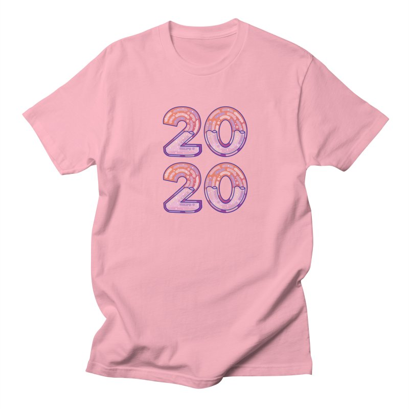 2020 Men's Regular T-Shirt by theladyernestember's Artist Shop