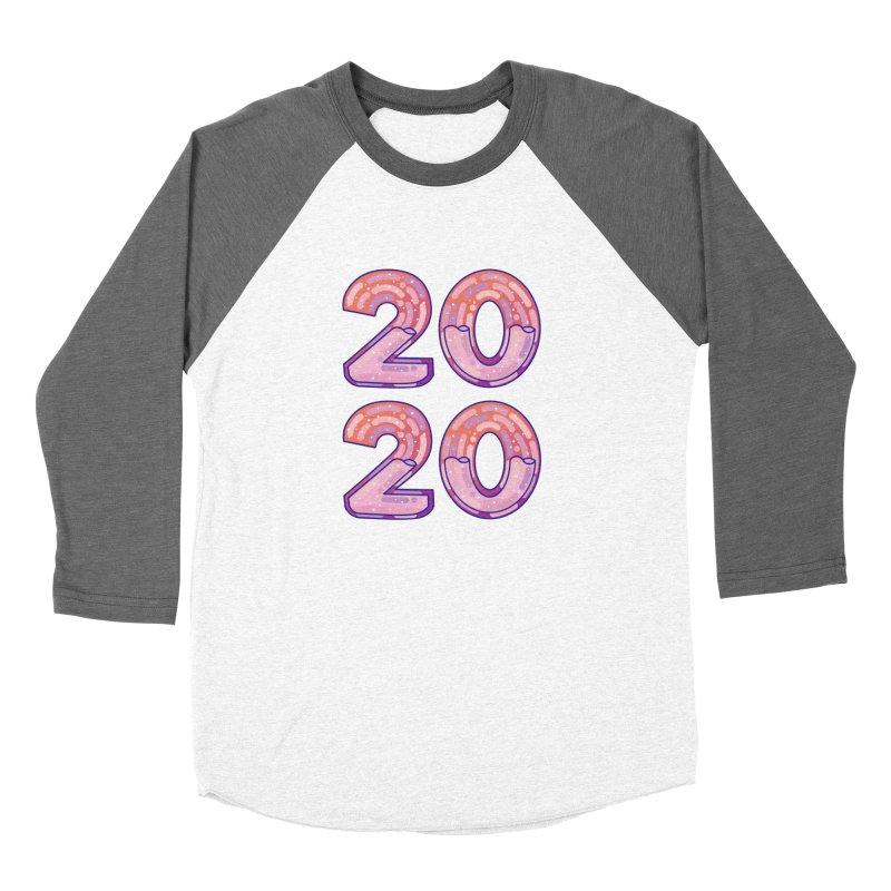 2020 Women's Baseball Triblend Longsleeve T-Shirt by theladyernestember's Artist Shop
