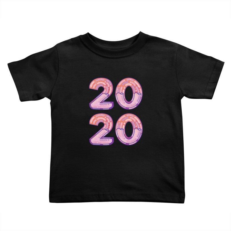 2020 Kids Toddler T-Shirt by theladyernestember's Artist Shop