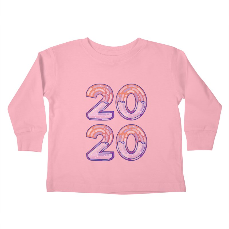 2020 Kids Toddler Longsleeve T-Shirt by theladyernestember's Artist Shop