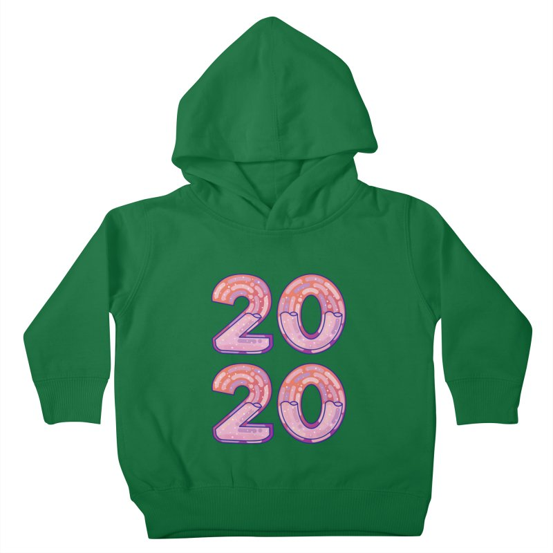 2020 Kids Toddler Pullover Hoody by theladyernestember's Artist Shop