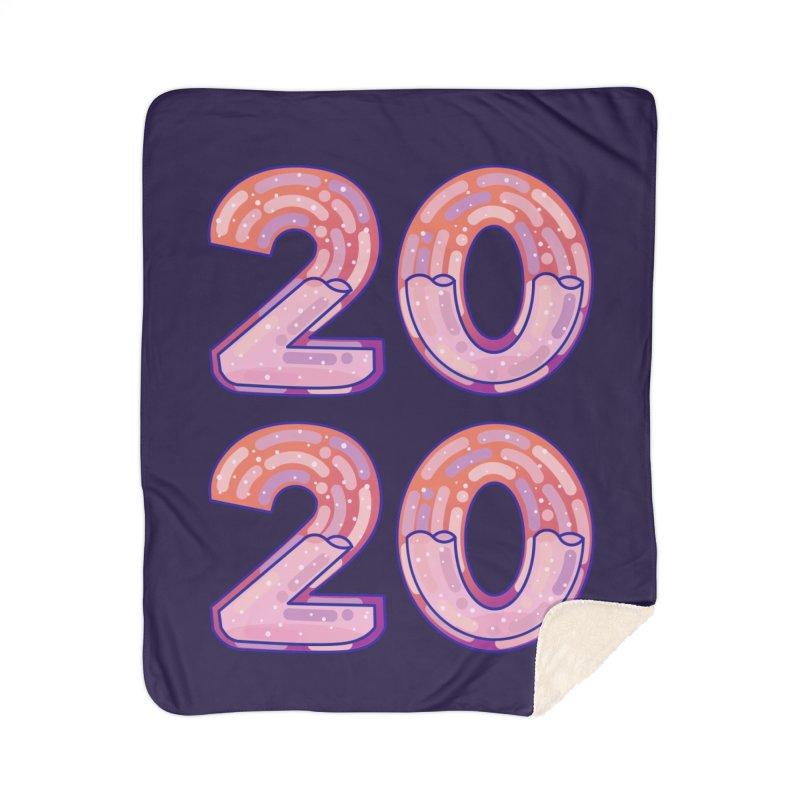 2020 Home Sherpa Blanket Blanket by theladyernestember's Artist Shop