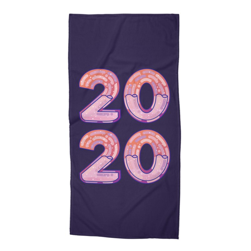 2020 Accessories Beach Towel by theladyernestember's Artist Shop