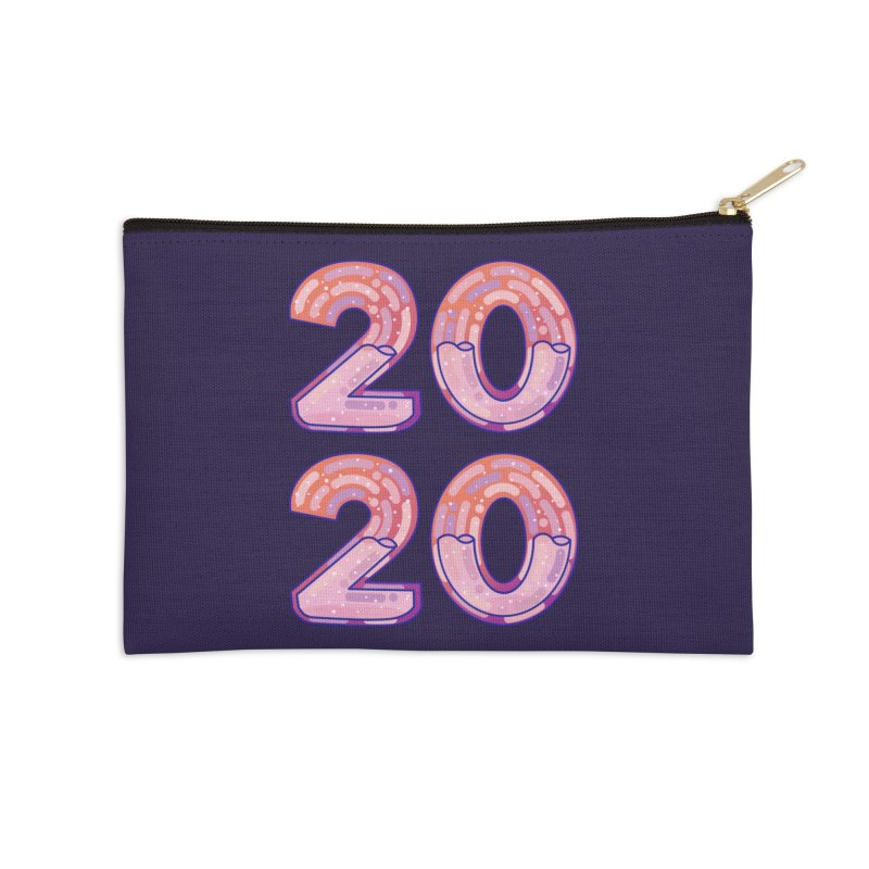 2020 Accessories Zip Pouch by theladyernestember's Artist Shop