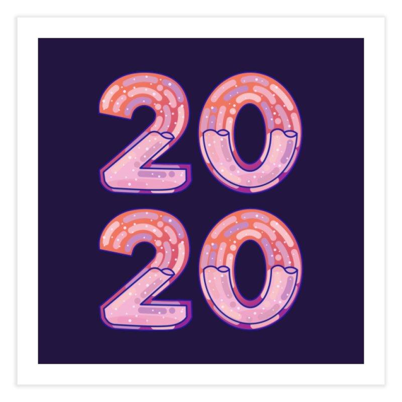 2020 Home Fine Art Print by theladyernestember's Artist Shop