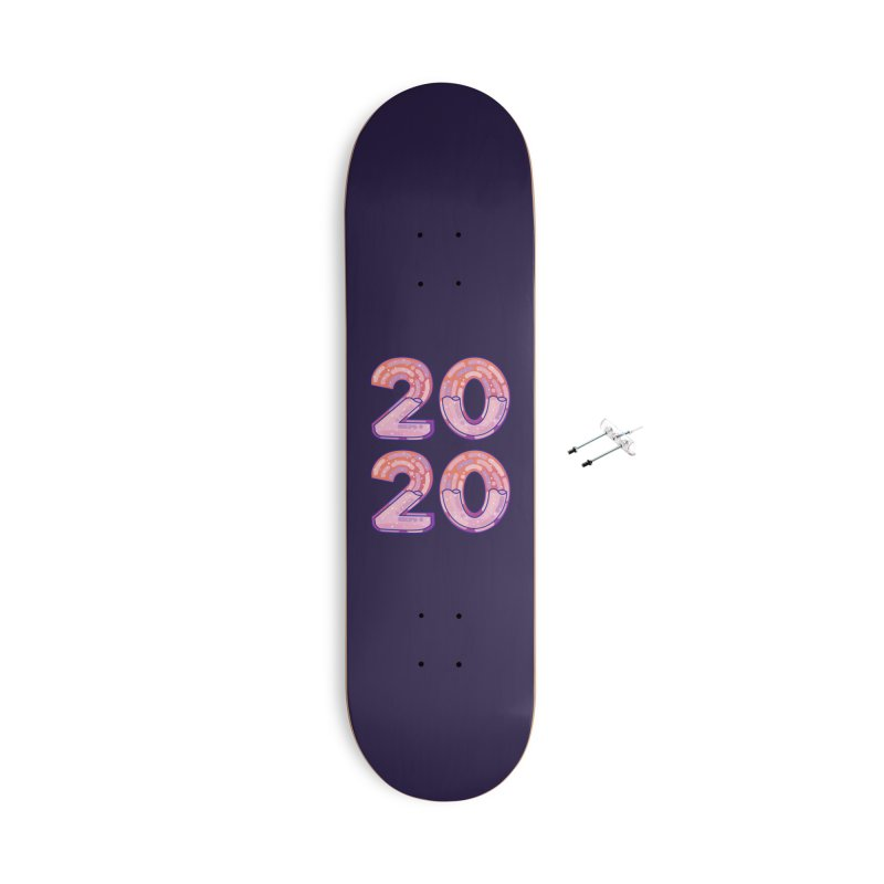 2020 Accessories Skateboard by theladyernestember's Artist Shop