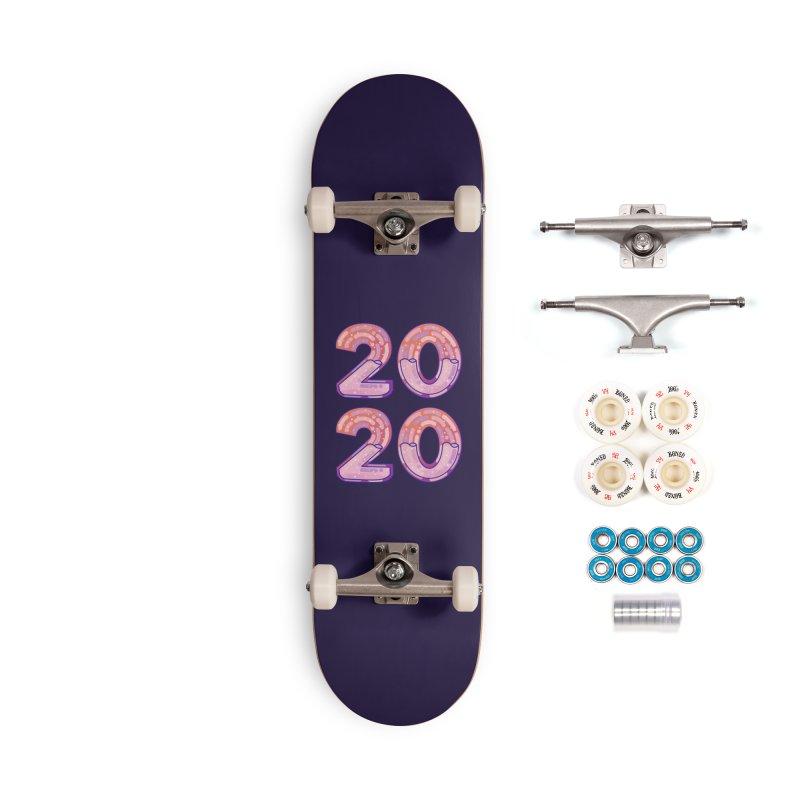 2020 Accessories Complete - Premium Skateboard by theladyernestember's Artist Shop