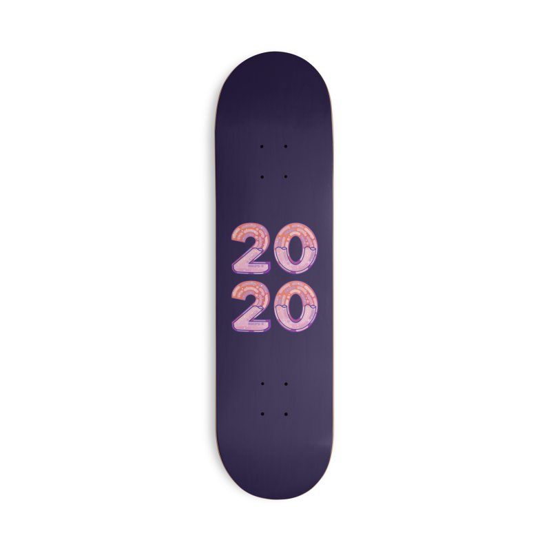 2020 Accessories Deck Only Skateboard by theladyernestember's Artist Shop