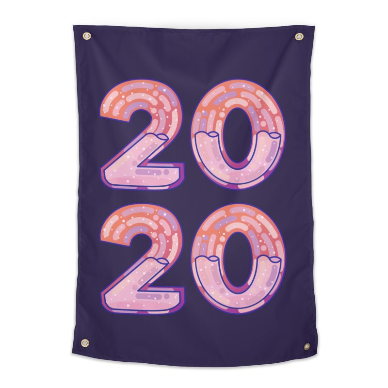 2020 Home Tapestry by theladyernestember's Artist Shop