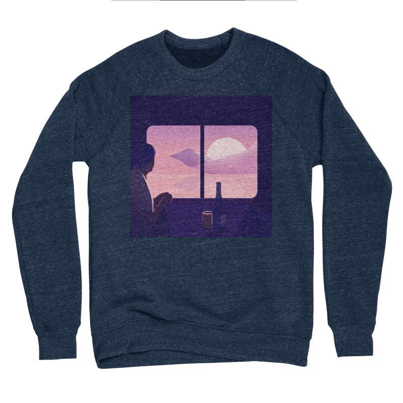 Train Women's Sponge Fleece Sweatshirt by theladyernestember's Artist Shop