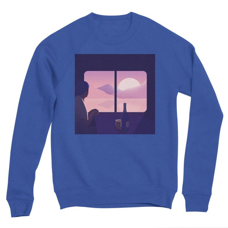 Train Women's Sweatshirt by theladyernestember's Artist Shop