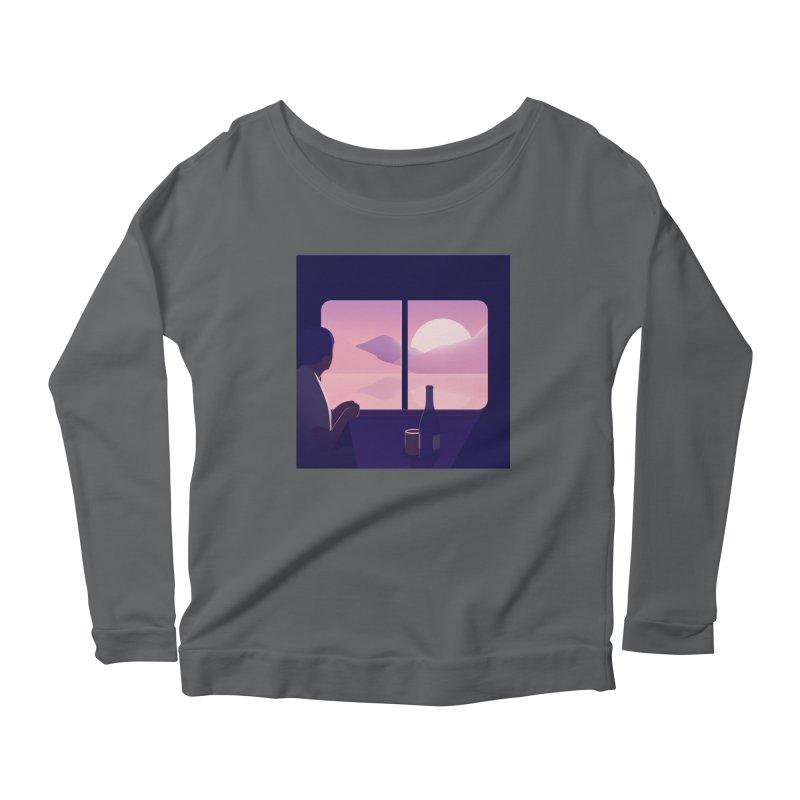 Train Women's Longsleeve T-Shirt by theladyernestember's Artist Shop