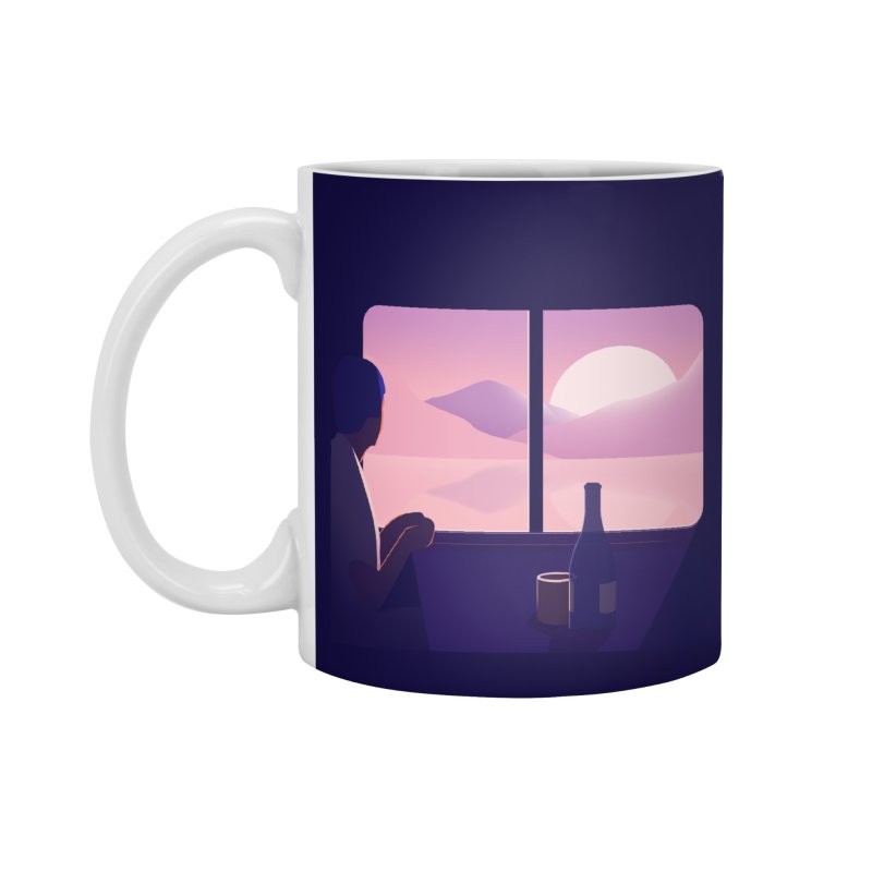Train Accessories Standard Mug by theladyernestember's Artist Shop