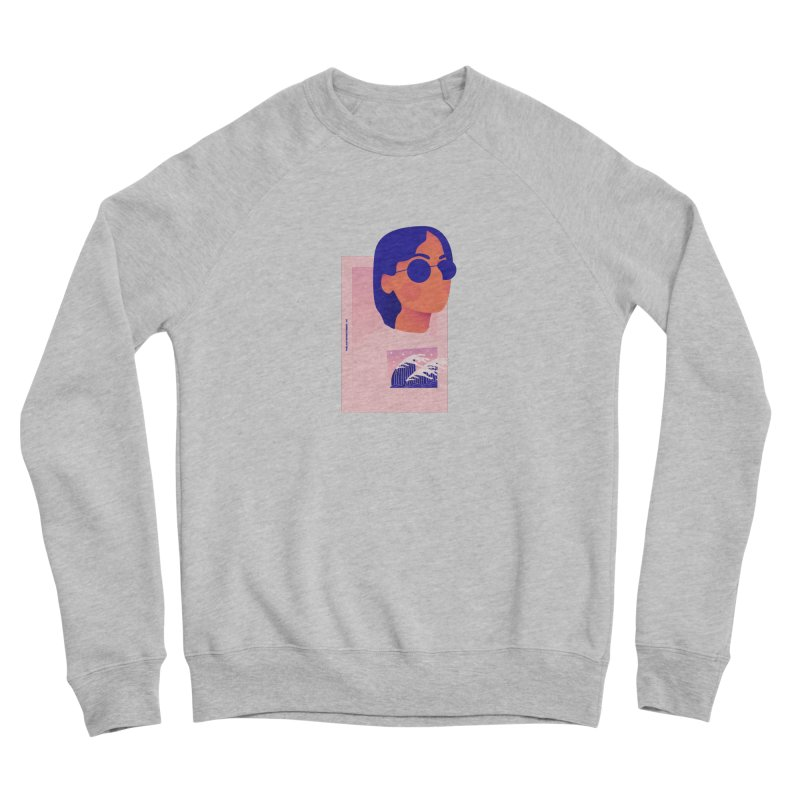 Lady Men's Sponge Fleece Sweatshirt by theladyernestember's Artist Shop