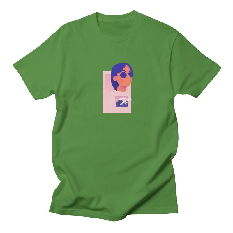 Lady Women's Regular Unisex T-Shirt by theladyernestember's Artist Shop