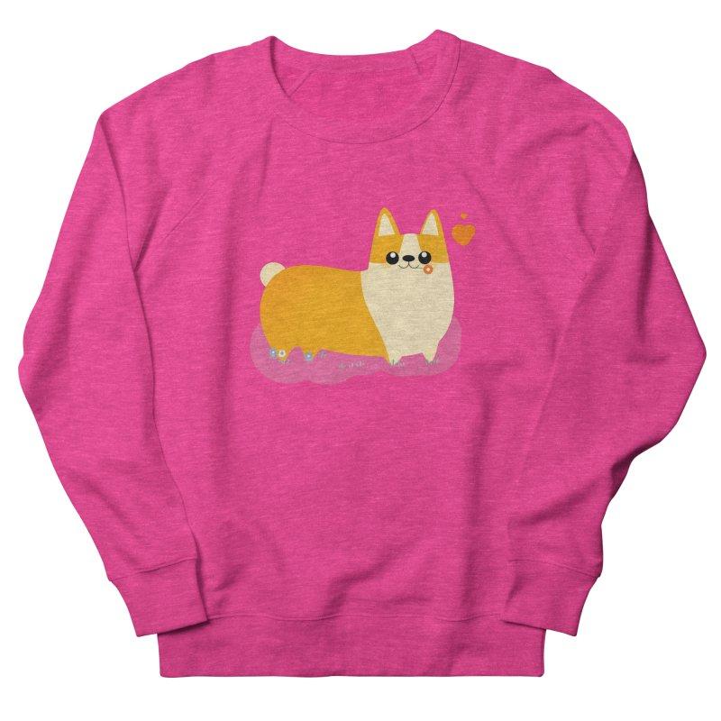 Valentine's Day Women's French Terry Sweatshirt by theladyernestember's Artist Shop