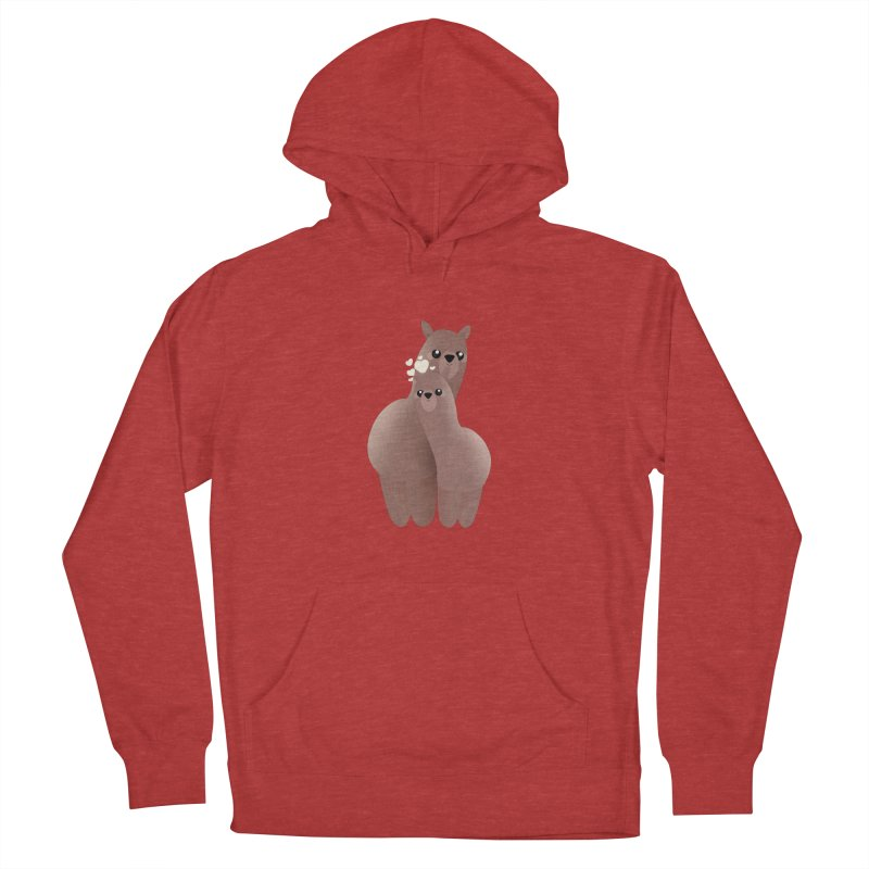 Valentine's Day Women's French Terry Pullover Hoody by theladyernestember's Artist Shop
