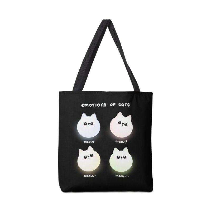 Cats Accessories Tote Bag Bag by theladyernestember's Artist Shop