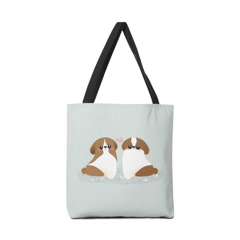 Valentine's Day Accessories Tote Bag Bag by theladyernestember's Artist Shop