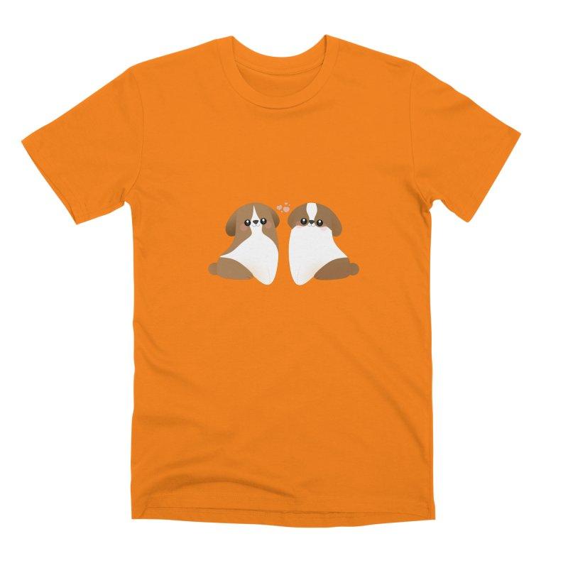 Cute Men's Premium T-Shirt by theladyernestember's Artist Shop