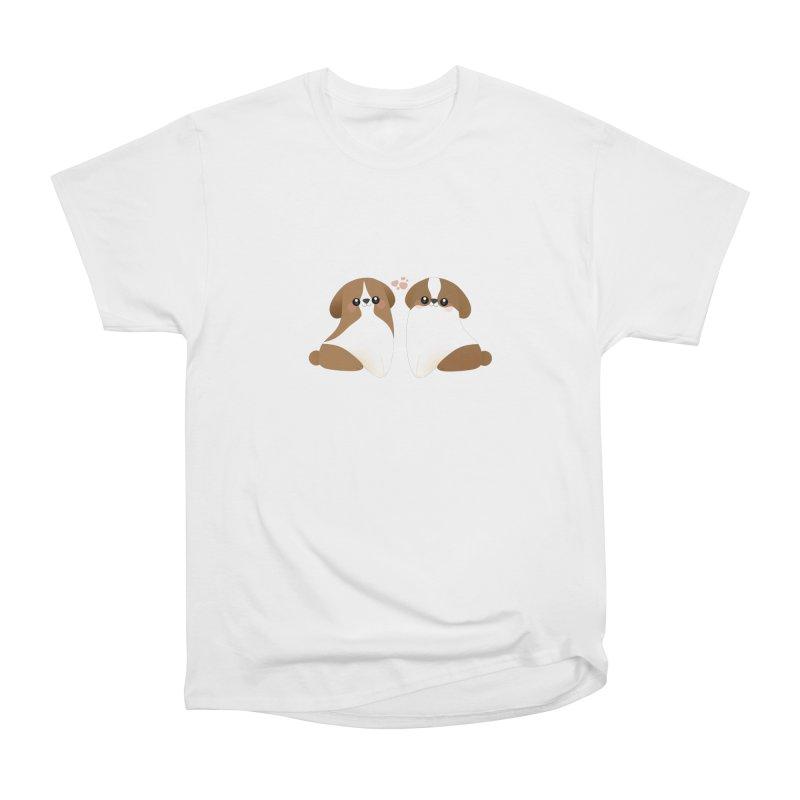 Cute Men's Heavyweight T-Shirt by theladyernestember's Artist Shop
