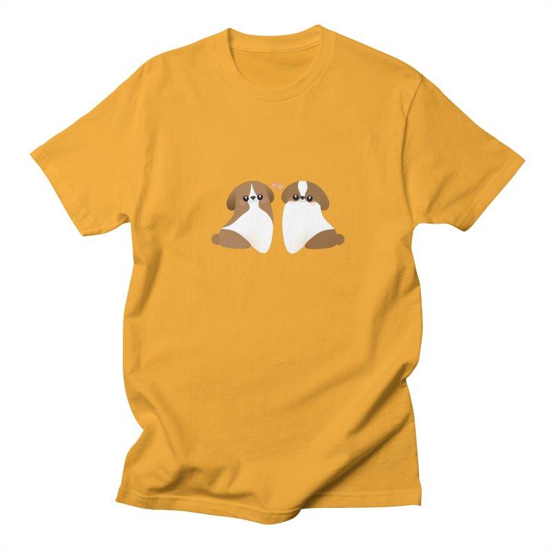 Cute Women's Regular Unisex T-Shirt by theladyernestember's Artist Shop