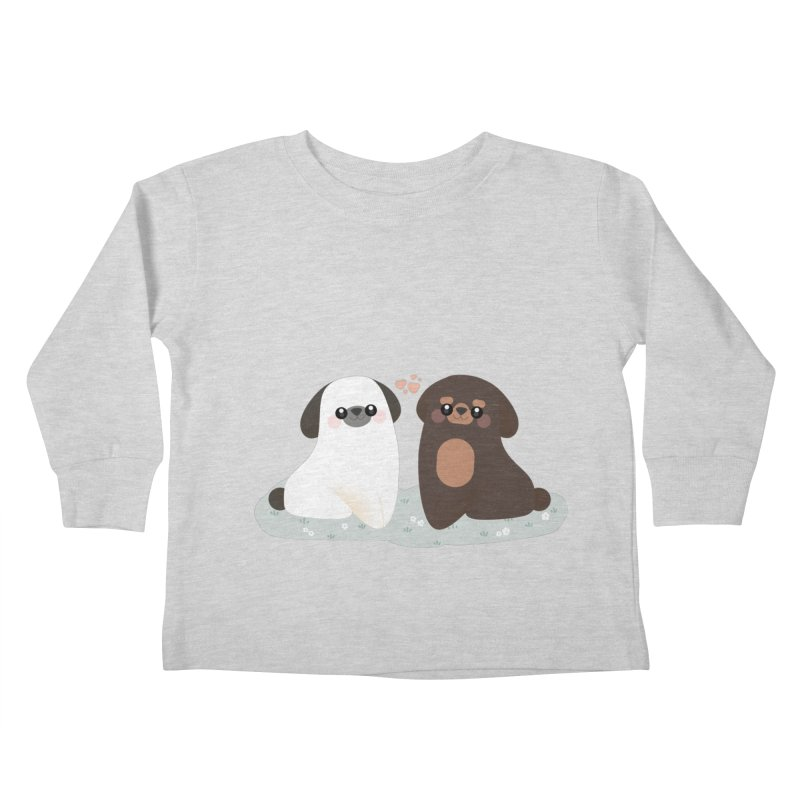Valentine's Day Kids Toddler Longsleeve T-Shirt by theladyernestember's Artist Shop