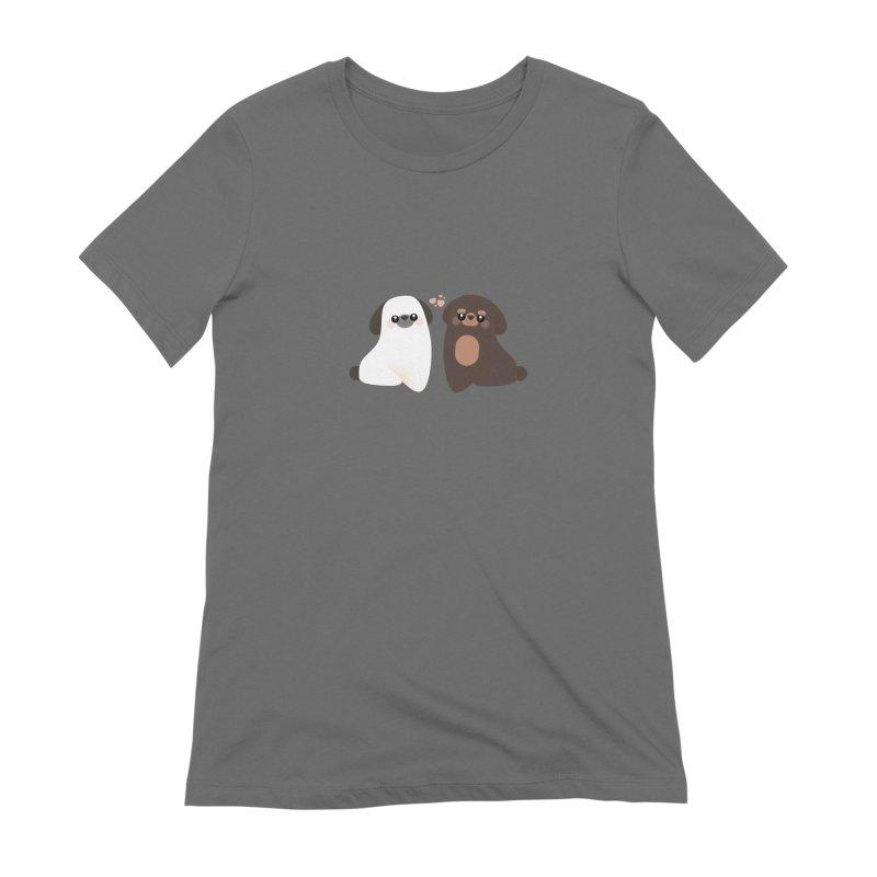 Cute Women's Extra Soft T-Shirt by theladyernestember's Artist Shop